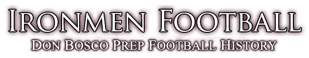 Ironmen Football